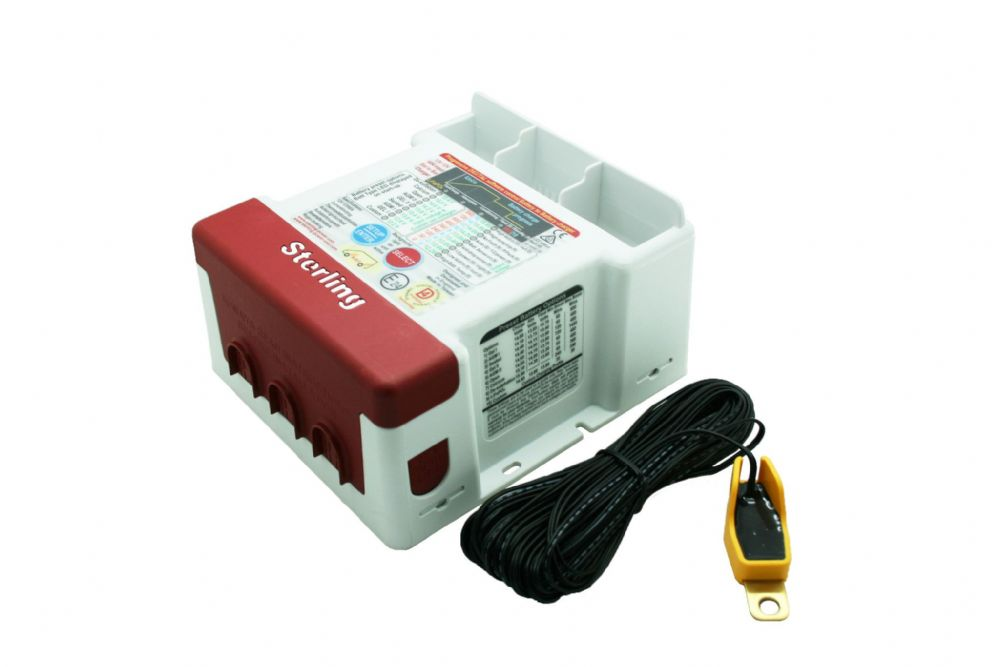 BB1230 Sterling Power 30amp Automatic 12V DC to 12V DC Battery to Battery Charger